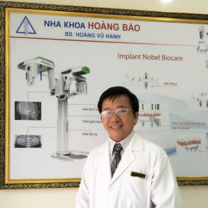 Bác sĩ Hoàng Vũ Hanh
