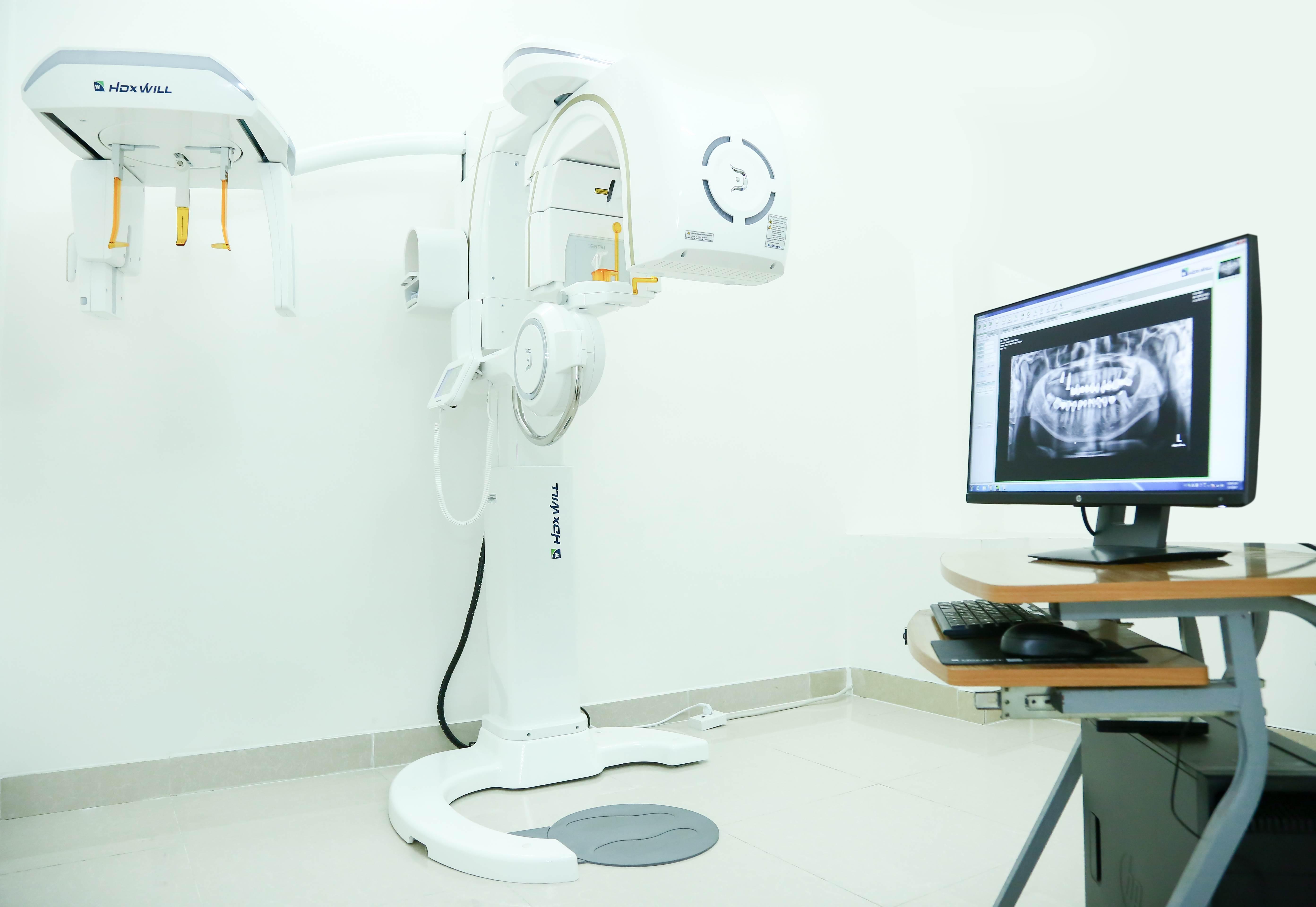 Hệ thống máy chụp phim hiện đại Cone Beam CT 3D iCAT nha khoa,