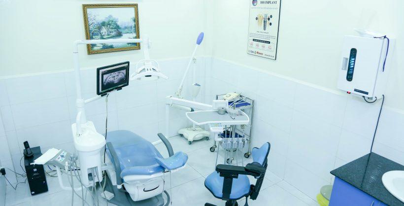 Phòng điều trị 1 Nha Khoa Hoàng Bảo