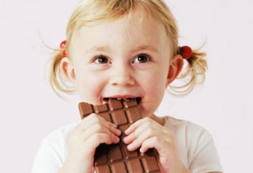 Đường và sâu răng trẻ em