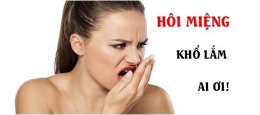 Những nguyên nhân gây hôi miệng?